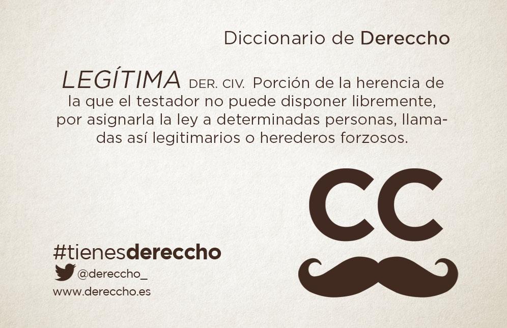 Diccionario Legítima 31-12-14